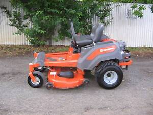 RIDE ON LAWN MOWER ZERO TURN 3 MONTHS OLD sold pending pickup Lindisfarne Clarence Area Preview