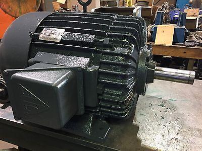 DELCO 40HP 1770RPM FRAME 364U 3 PHASE 460V ELECTRIC MOTOR