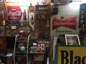Oil & Gas, Soday Pop Items and much more.....NEW STUFF