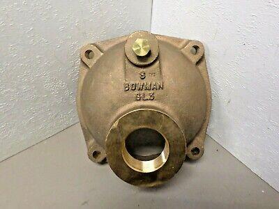 Bowman Marine Heat Exchanger Flange Gl3-3141gm