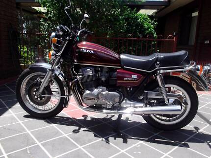 1977 HONDA CB 750 AUTO MOTOR CYCLE