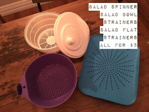 cooking and baking needs (used)