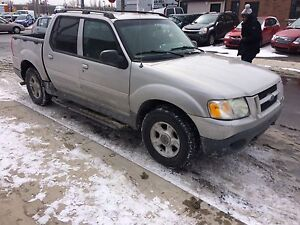 2003 ford exploer sports trac 144km $3500