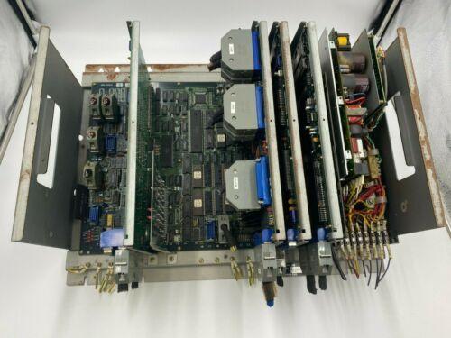 Complete National Panasonic Mazak PNC Control Board ZK 2510YA w/Power Supply