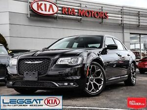 2017 Chrysler 300 S | NO ACCIDENTS | BLUETOOTH | LEATHER | SAT X