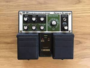 Boss RE-20 Roland Space Echo Pedal w/ Box Strathfield Strathfield Area Preview