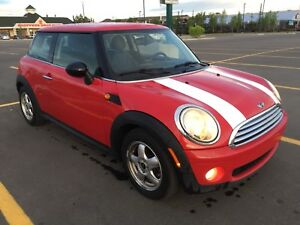 2007 Mini Cooper 157Kms, New Tires, Leather, $5,900  OBO
