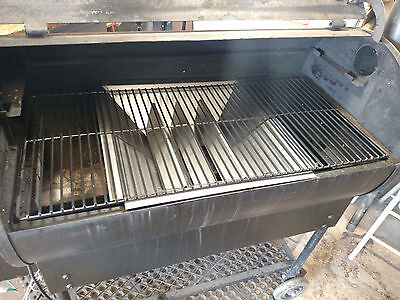 Pellet Grill Searing Station fitsTraeger - Flame Broil on your pellet grill