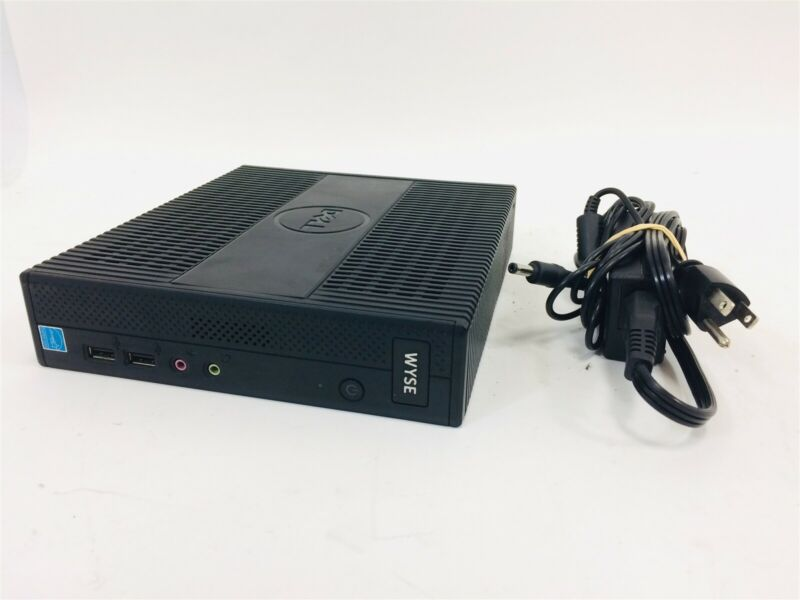 Dell Wyse 7020 Thin Client G-T56N 1.65GHz 16GB SSD 4GB Windows 7 Embedded
