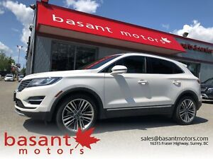 2015 Lincoln MKC EcoBoost, Sunroof, Heated/Vented Seats, Nav!