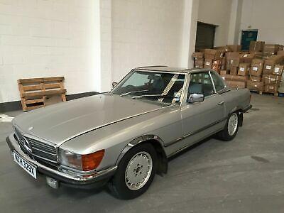 1981 Mercedes SL280 (R107)