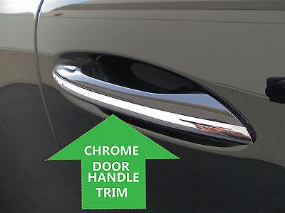 chrome DOOR HANDLE TRIM molding accent all models HyunC4 1
