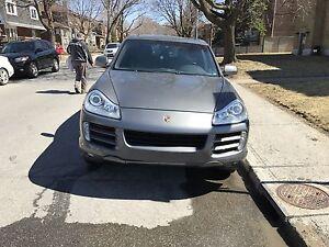 Porsche cayenne 2010 liquidation