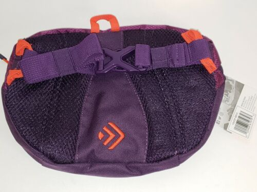 NNT Outdoor Products Marilyn Waistpack - Blackberry Cordial