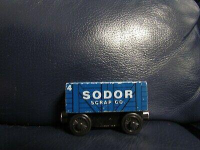 Sodar Scrap Thomas and Friends Train Wooden