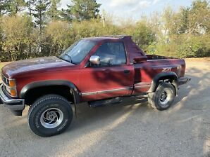 '89 Chevy Step-side 4x4