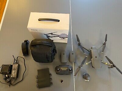DJI Mavic Pro Fly More Combo - Excellent Condition!!!