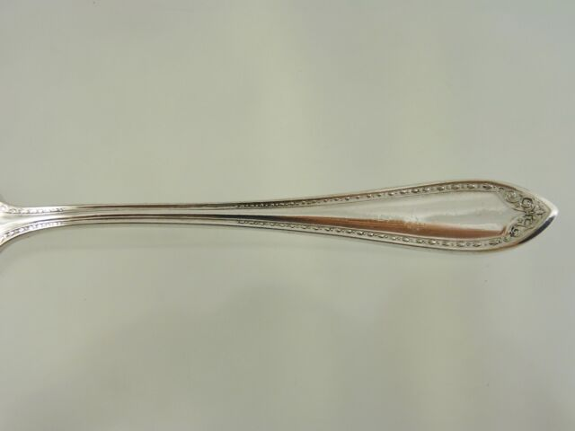 SHERATON 1910 CASSEROLE or BERRY SERVING SPOON BY COMMUNITY