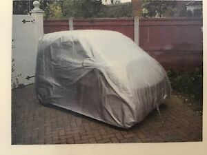 Car cover for smart car