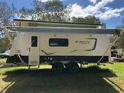 Urgent sale 2016 Jayco Expanda Outback 18.58-1 18ft w Clublounge Gumdale Brisbane South East Preview