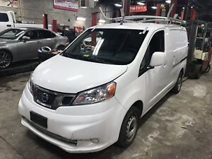 2013 NISSAN NV200 - 125,000 KMS