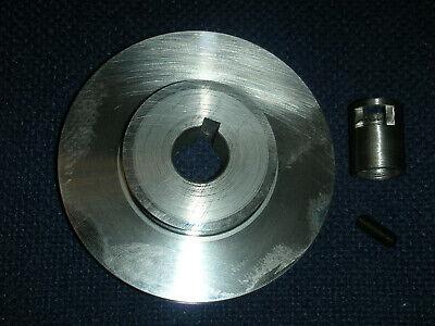 New Usa Made Atlas Craftsman 6 Inch Lathe M6-429 Motor Pulleybushingset Screw