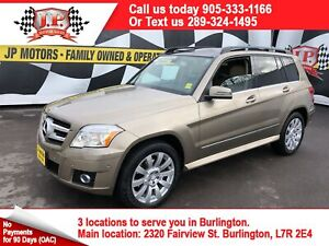 2010 Mercedes Benz GLK-Class 350, Automatic, Panoramic Sunroof,