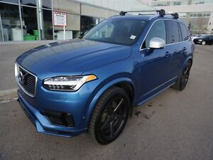 2017 Volvo XC90 T8 R design with 6 year warranty!
