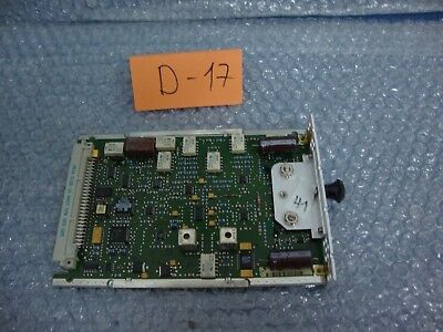 Module From Hp 89441a Vector Signal Analyzer