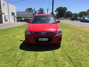 2010 Hyundai i30 Wagon Automatic Low kms Immaculate Maddington Gosnells Area Preview