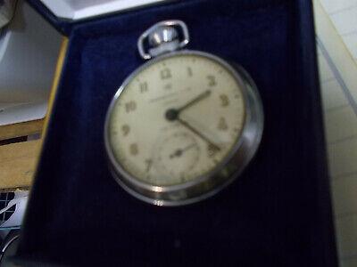 Vintage Ingersoll Triumph pocket watch not working spares repairs
