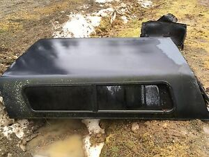 Chevy long box  canopy