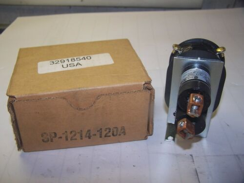 NEW MDI 30 AMP 600 VAC CONTACTOR NORMALLY OPEN 120 VAC COIL SP-1214120A