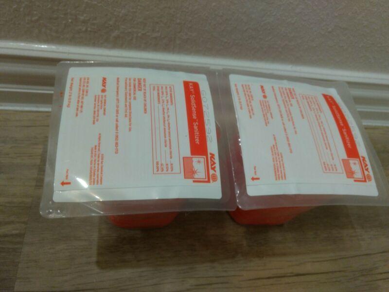 Ecolab Kay SolidSense Sanitizer Case of 2
