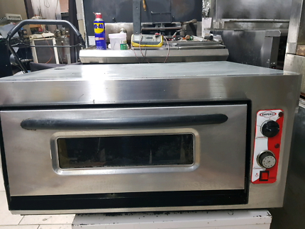 Empero electric 3 phase bench top pizza oven works well 900 x 800 Coburg North Moreland Area Preview