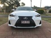 Lexus IS300 Luxury 2017 for sale Jindalee Brisbane South West Preview