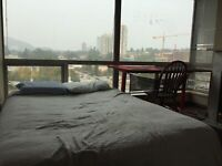 RENT FURNISHED ROOM IN SUBPENTHOUSE ASAP OCTOBER 1ST