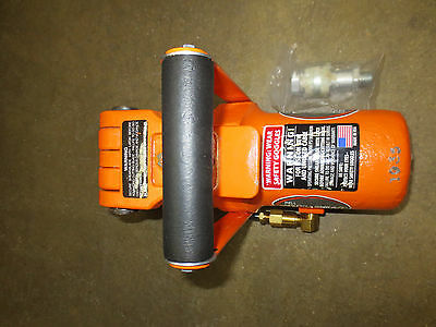Morse-starrett Poc 1750-80 Power Operated Wire Rope Cutter