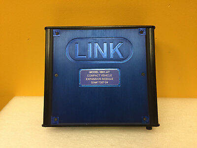Link 3801-at 8 Analog Ch 32 Thermocouple Ch Vehicle Data Acquisition System