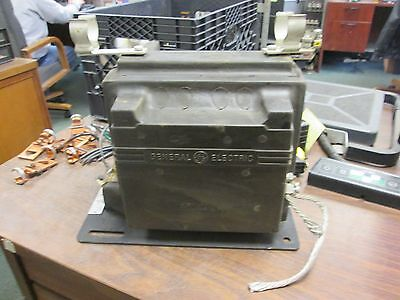 Ge Type Jvm-5 Potential Transformer 670x43 Pri 7200v Ratio 601 110kv Bil Used