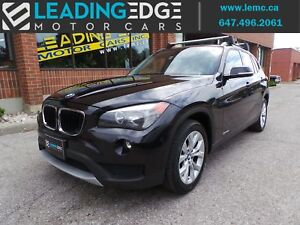 2013 BMW X1 xDrive28i Premium Package! Navigation, Panoramic...