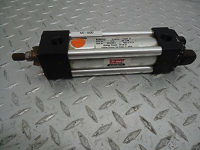 Schrader Bellows Econo-ram Pneumatic Cylinder Cbb2m3.5000 3.5 Stroke 2 Bore