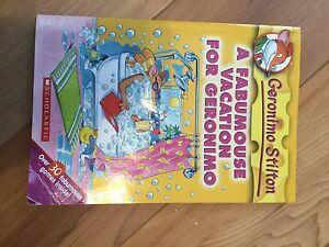 Variety Of Kids' Books
