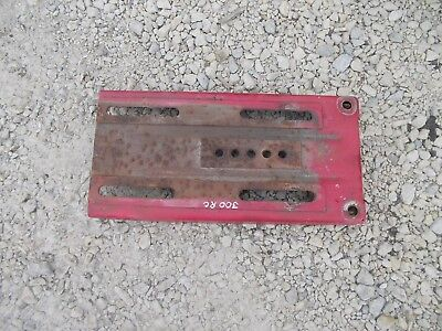 Farmall 450 400 350 300 Tractor Originl Ih Ihc Battery Box Seat Base Lid Cover