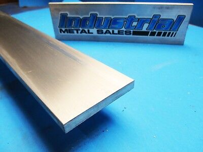 38 X 3 X 12-long 6061 T6511 Aluminum Flat Bar --.375 X 3 6061 Mill Stock