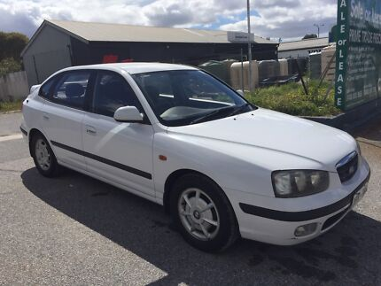 2001 Hyundai Elantra St Agnes Tea Tree Gully Area Preview