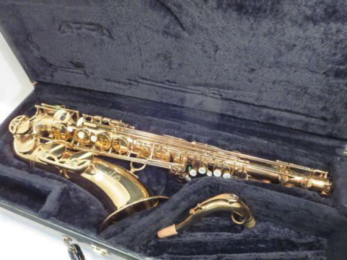 Vintage 1978 Selmer Mark VII Tenor Saxophone Sax Professionally Serviced NICE!
