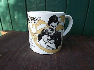1981 Charles and Diana Observer Royal Wedding Guyatt large mug