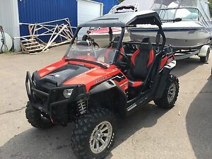 2011 POLARIS RZR 800 WALKER EVENS