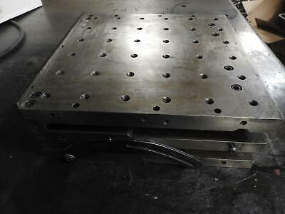 Suburban Tool Usa Spc-1212-s2 Compound Sine Plate 12x12 Sineset Sinemate